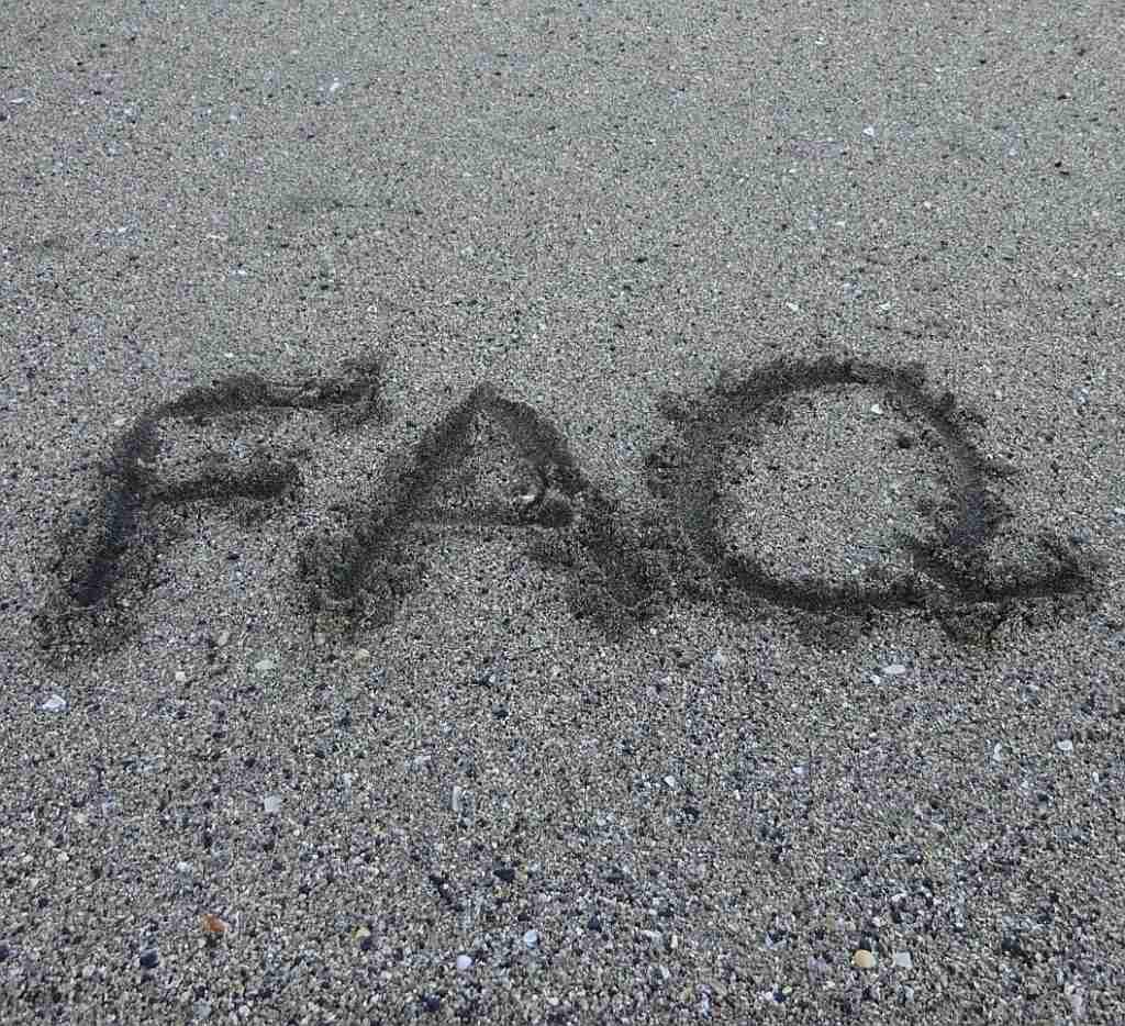 FAQ: Frequently Asked Questions - Veelgestelde vragen