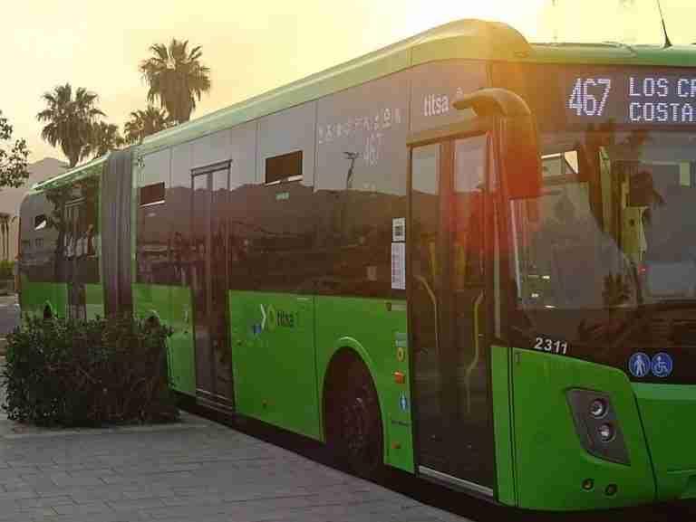 Openbaar vervoer: Tita-bussen